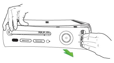 Xbox 360 S Console User Manual