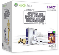Kinect Star Wars Console Bundle