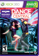 Dance Central Game Box