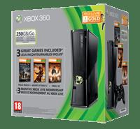 Xbox 360 250GB Extrém kedvezmény csomag
