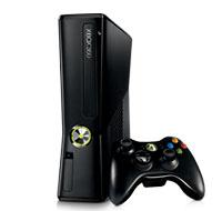 Xbox 360 4 GB-os konzol