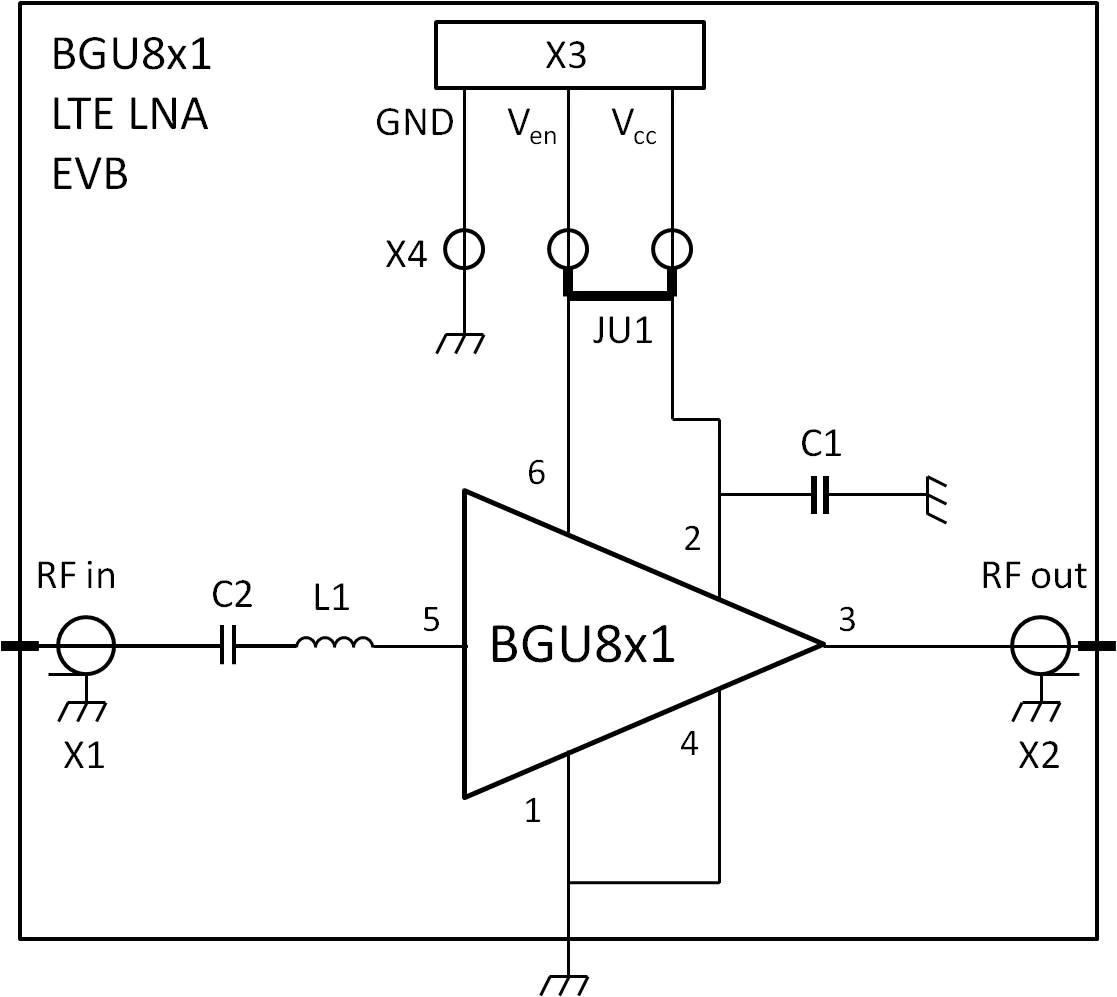 Sige C Low Noise Amplifier Mmic For Lte Nxp