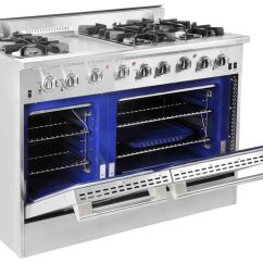Top Rated Kitchen Stoves Cabin Decor Nxr Professional Ranges Grade And Cooking Constructed With All Stainless Steel For Quality Durability