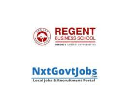 Download Regent Business School prospectus pdf