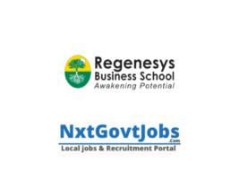 Download Regenesys Business School prospectus pdf