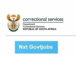 Department of Correctional Services vacancies 2021   Government job in South Africa