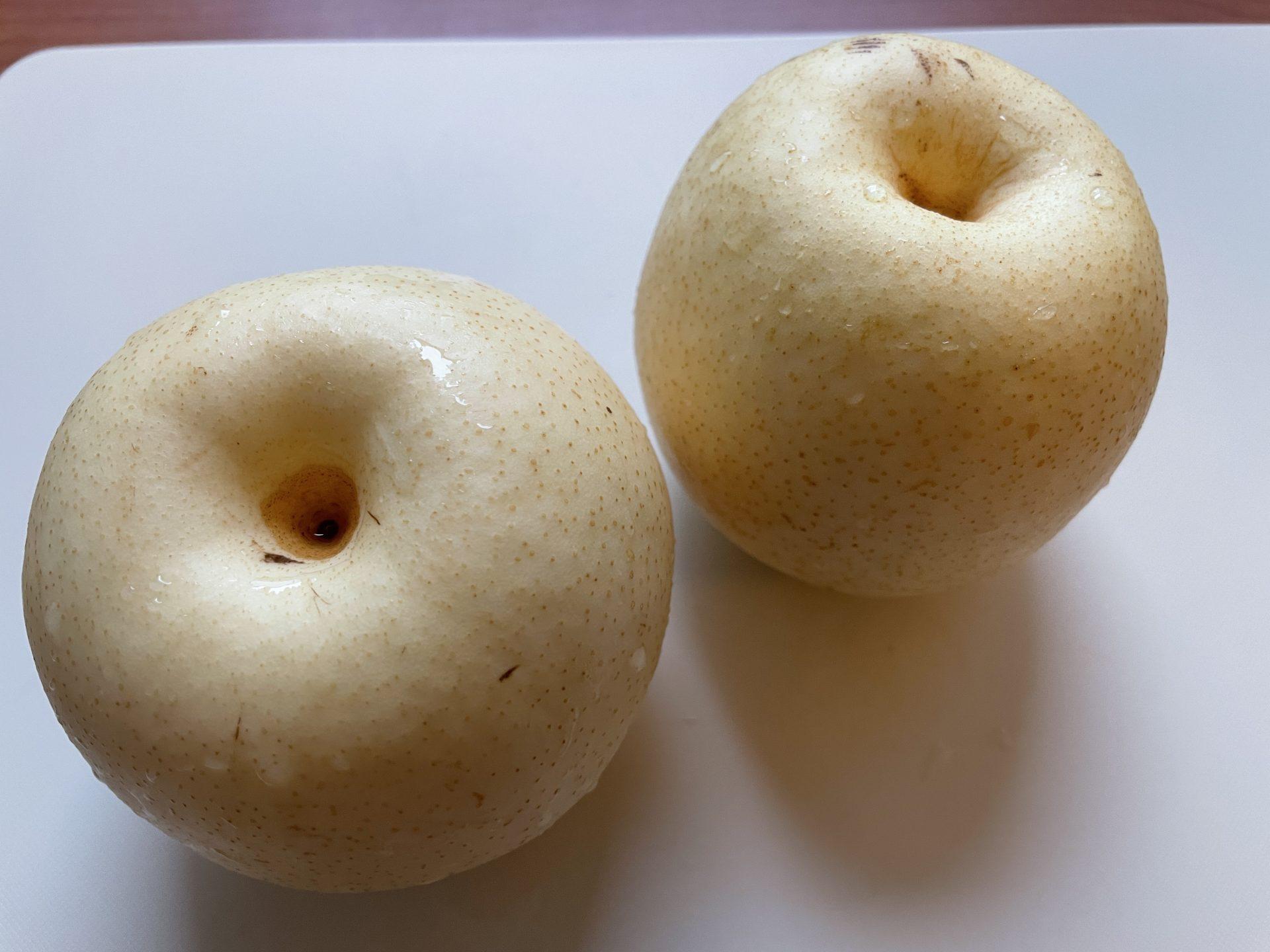 【梨が恋しい】アメリカでも日本の梨が食べたい、洋梨じゃなくて。ココで買えます in ニューヨーク