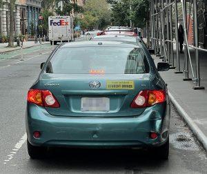 【NY運転免許取得への道⑤】実技レッスン受けてみた。路上テストの予約は早めにするべし!