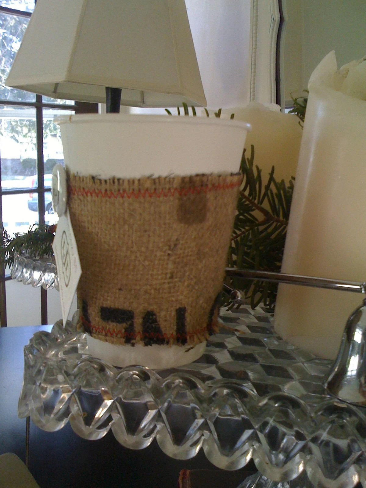 Coffee Cozy by lisejamison