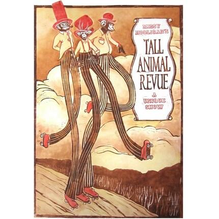 Missy Hooligan's Tall Animal Revue
