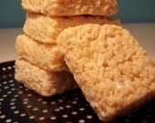 READY TO SHIP for Christmas - Krispie Rice Squares - vegan soap
