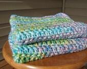 Set of Two Spring Tie-Dye Woobies