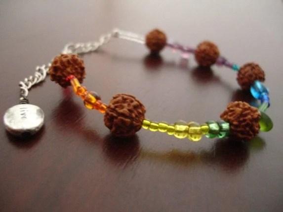 Chakra live bracelet