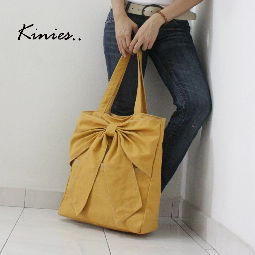 QT Canvas Tote by Kinies