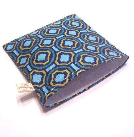 Geometric Tiles Sandwich Sak - Reusable, Stylish, Eco-Conscious