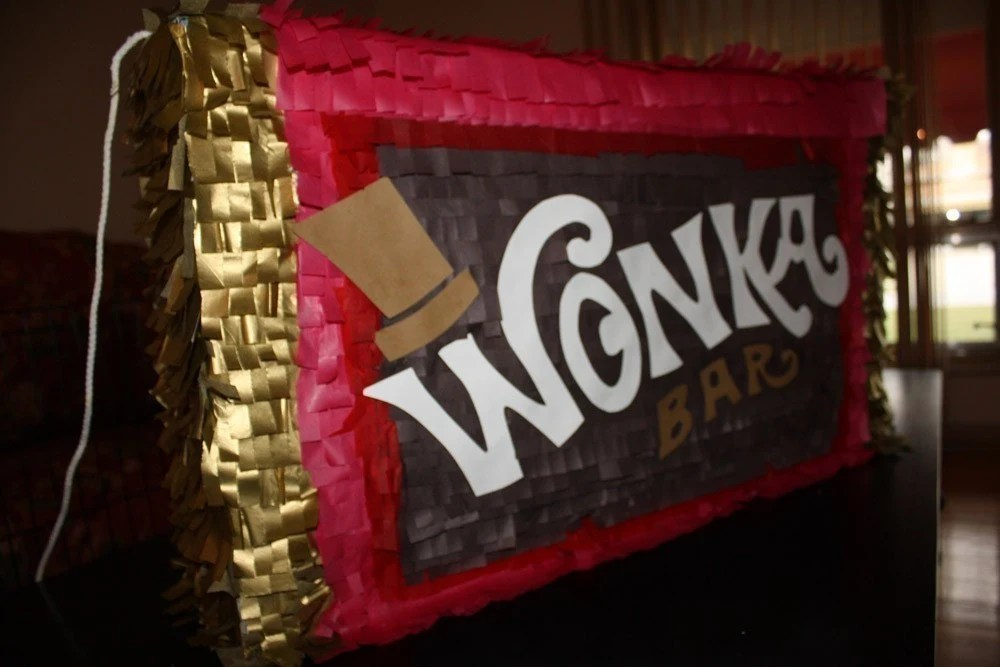 Candy Bar Pinata