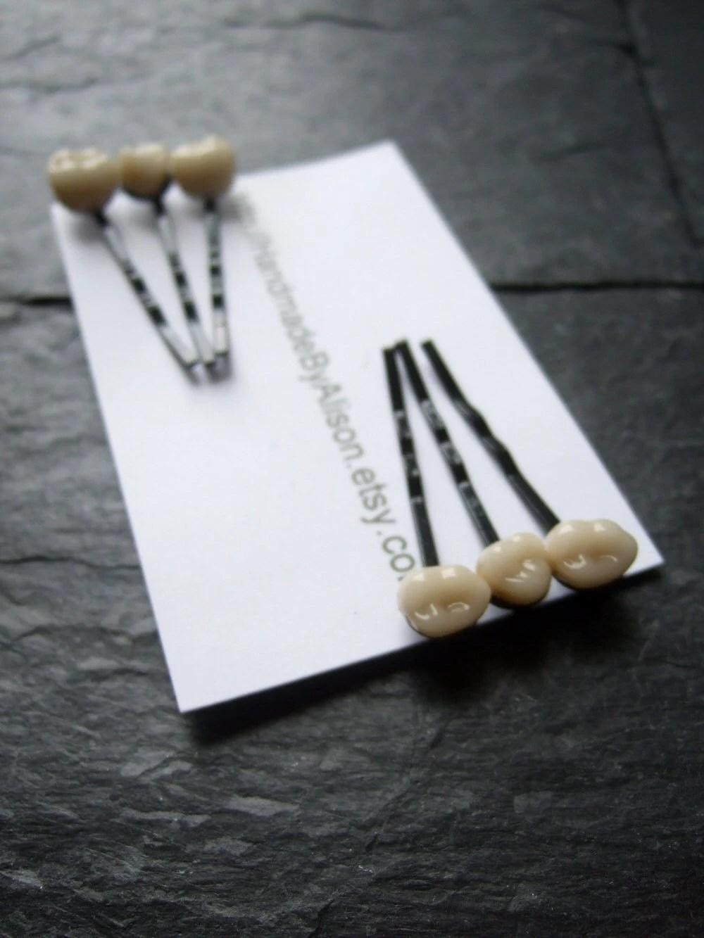 Horrid Hair Pins