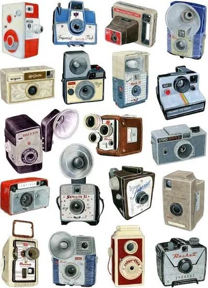 Retro Cameras Rock!