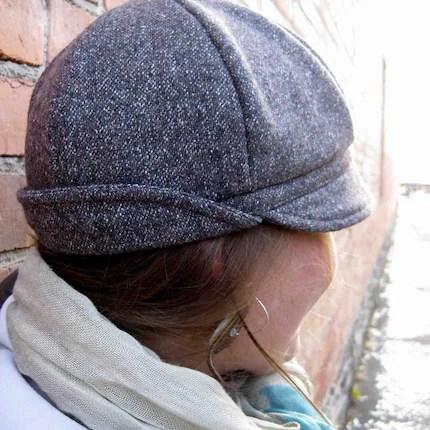 the flap hat, $45.
