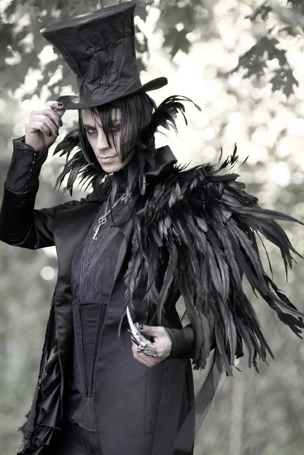 Mad T Party NeoVictorian Coat