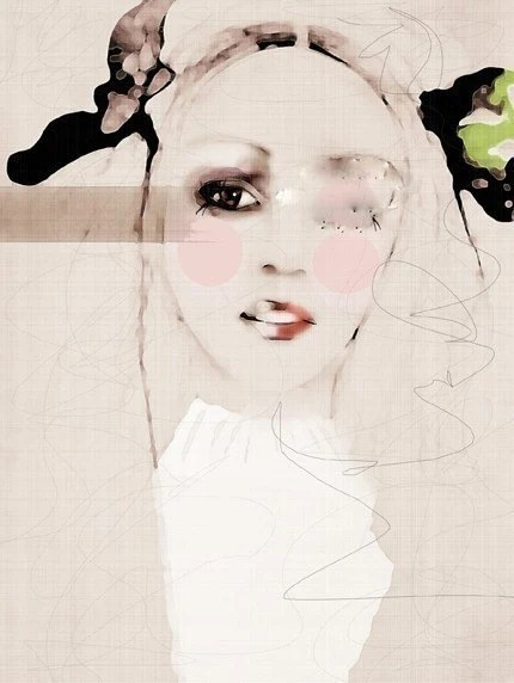 Perceive- Art Print