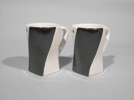 Ceramic Metallic Mugs
