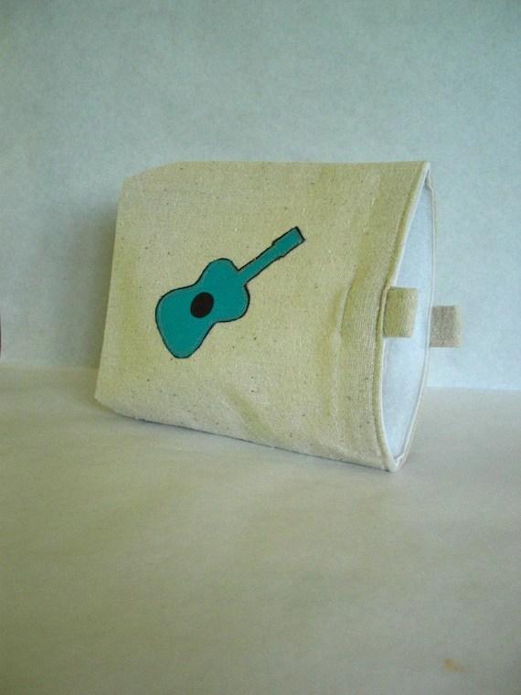 Guitar Reusable Sandwich Bag