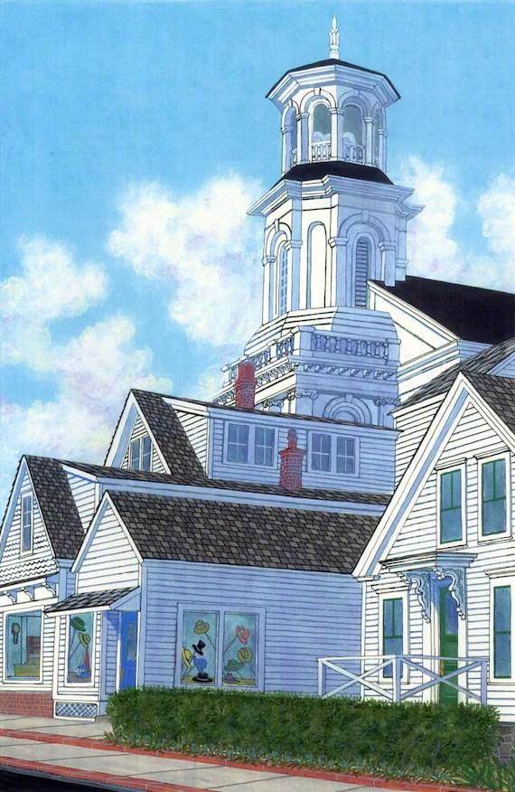 Summer Afternoon, Provincetown - Fine Art Print