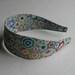 Sludge Green Flexible Fabric Headband