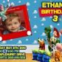 40th Birthday Ideas Toy Story Birthday Invitation
