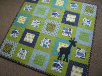 Easy Modern Baby Quilt Patterns | www.imgkid.com - The ...