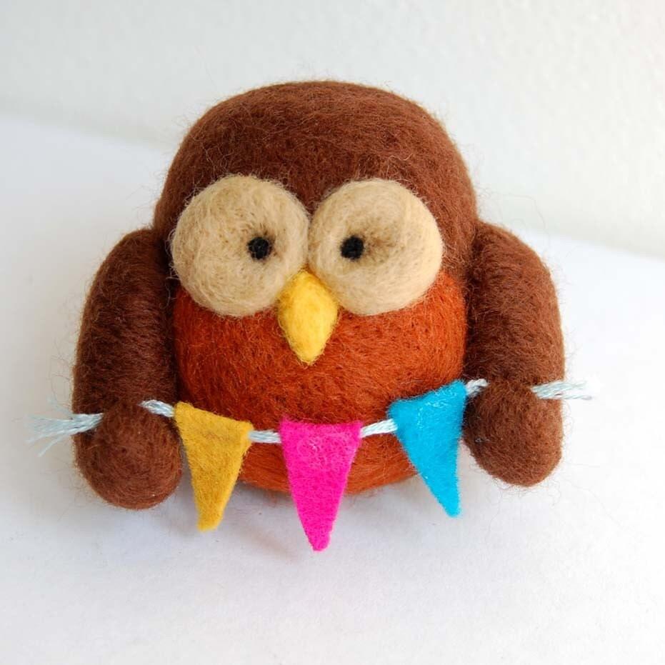 Happy Birthday Etsy Owl