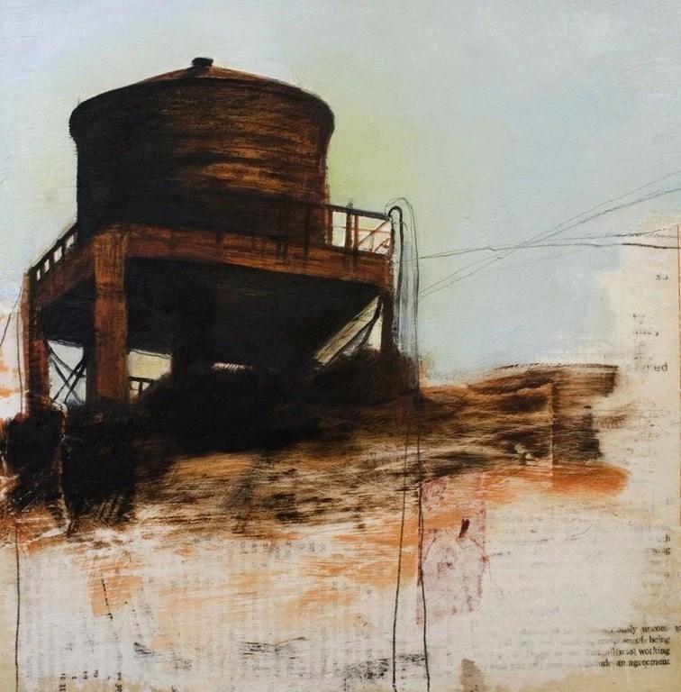Glisan Street Water Tower