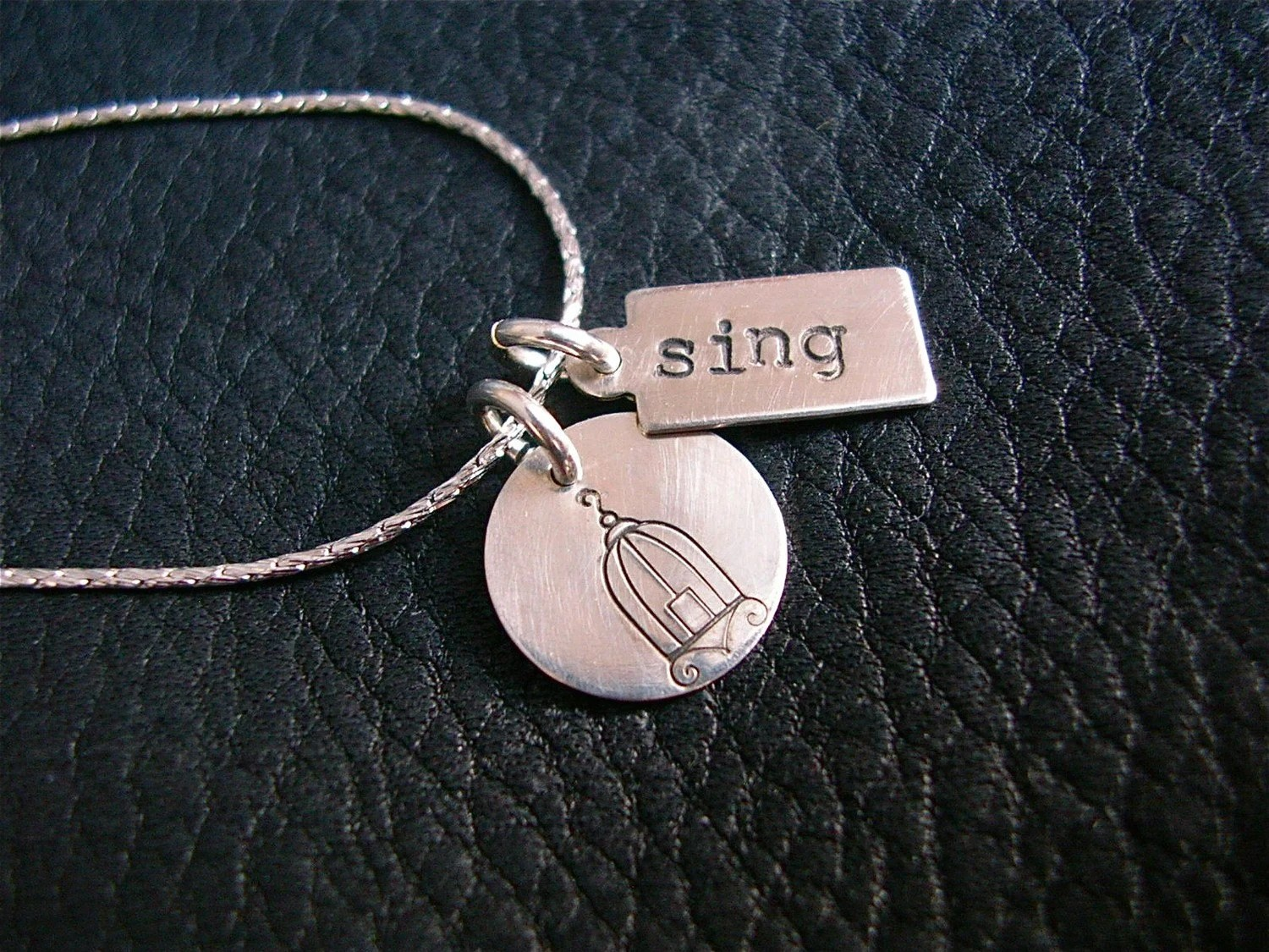 A Song of Hope Necklace