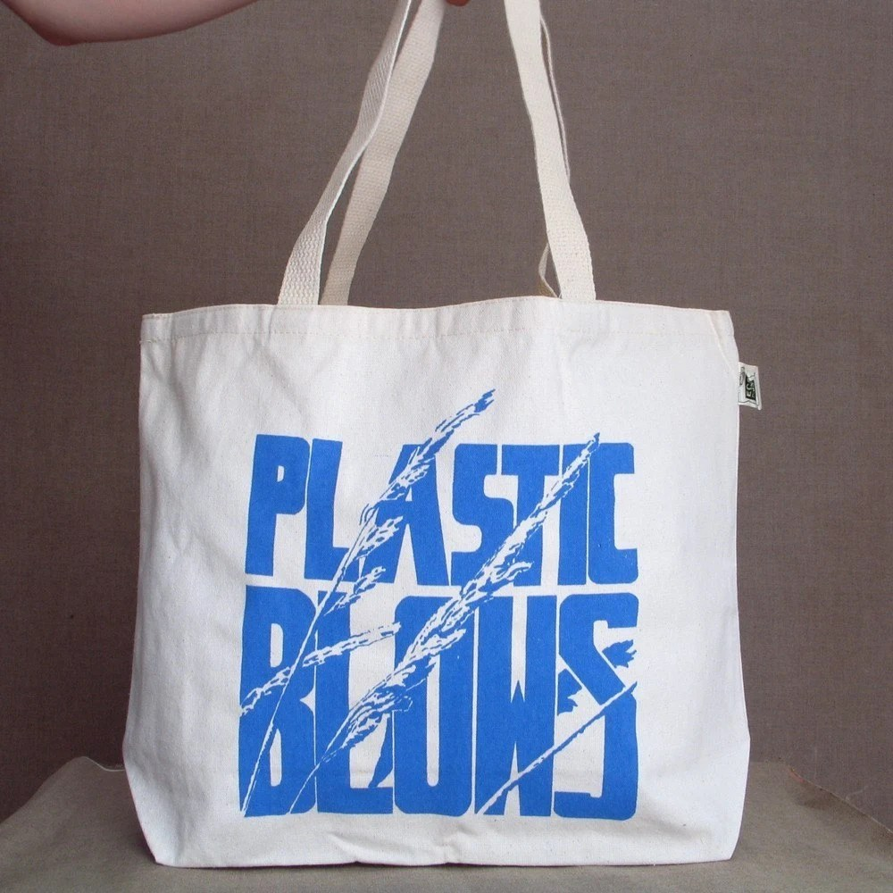 Plastic Blows!