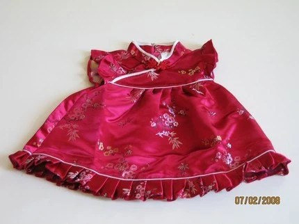 Traditional Baby Girl Party Dress