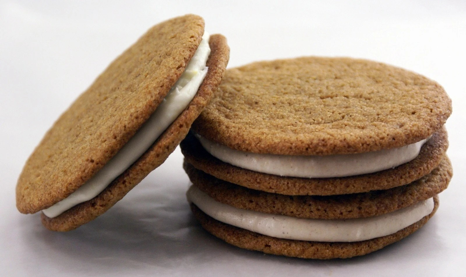 ginger sandwich cookies