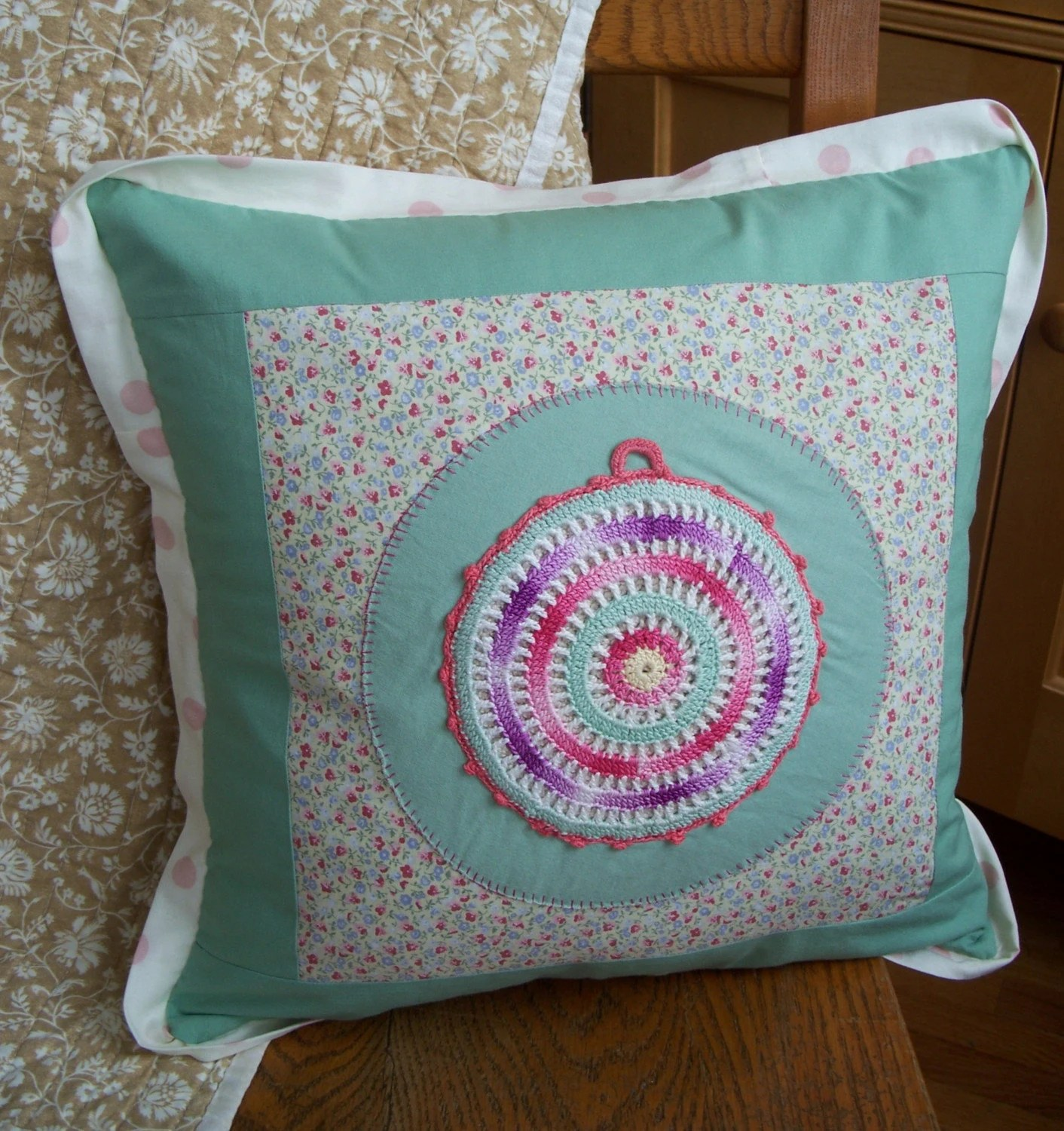 Doily Pillow