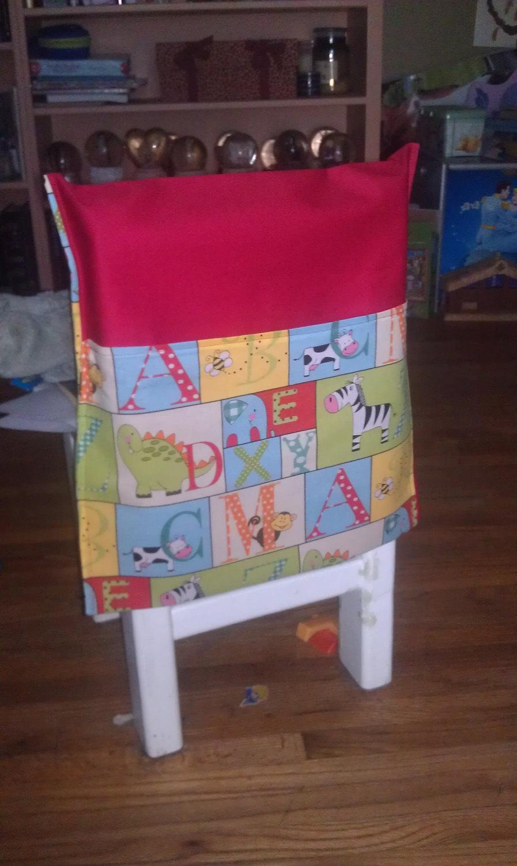 Classroom Chair Pockets