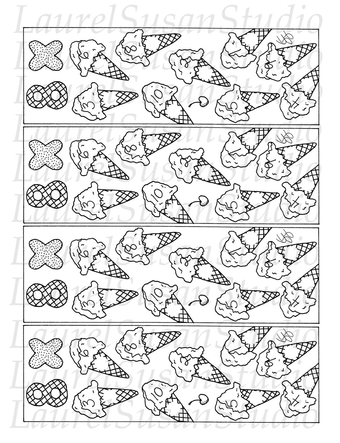 Free coloring pages of multiplication table