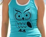 Owl Get You AA Tank Top Come In 4 Colors