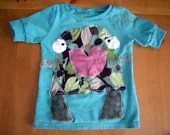 JUNGLE JACKIE recycled tee - 4 years
