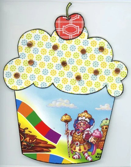 King Kandy, Candyland Collection Embellishment