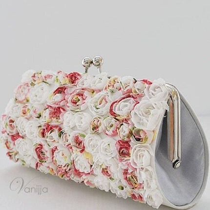 The Lalita Clutch in Warm..Medium size