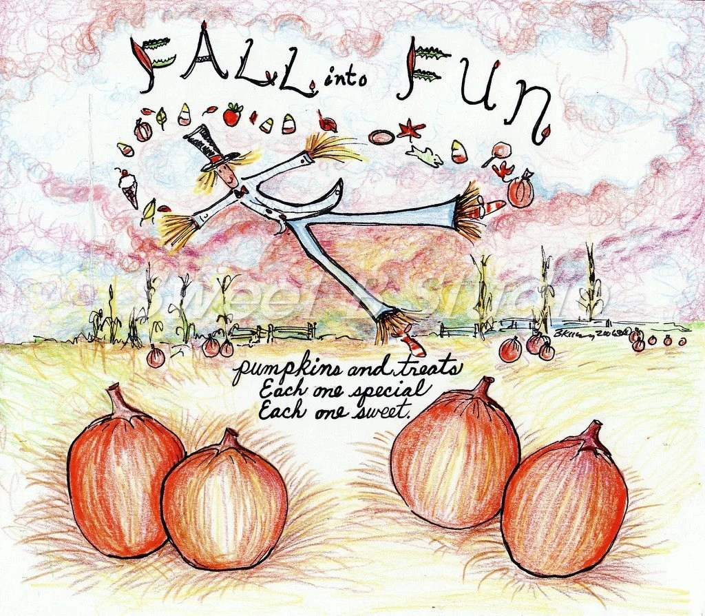 Fall into Fun by Barb Kilby