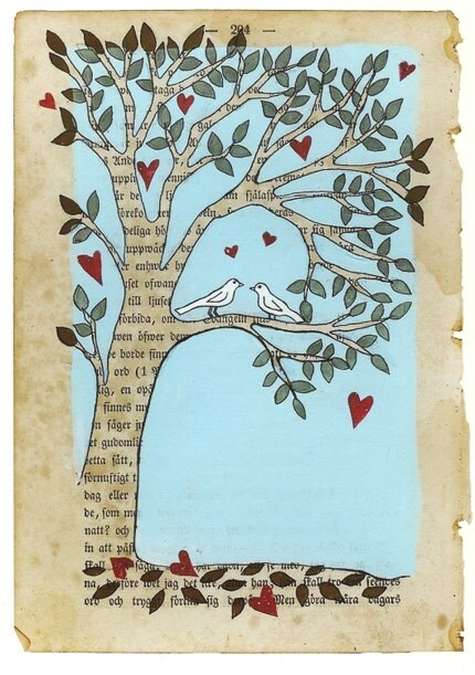 Love tree - Limited edition print
