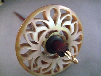 Iridescent Spindle by ButterflyGirlDesigns