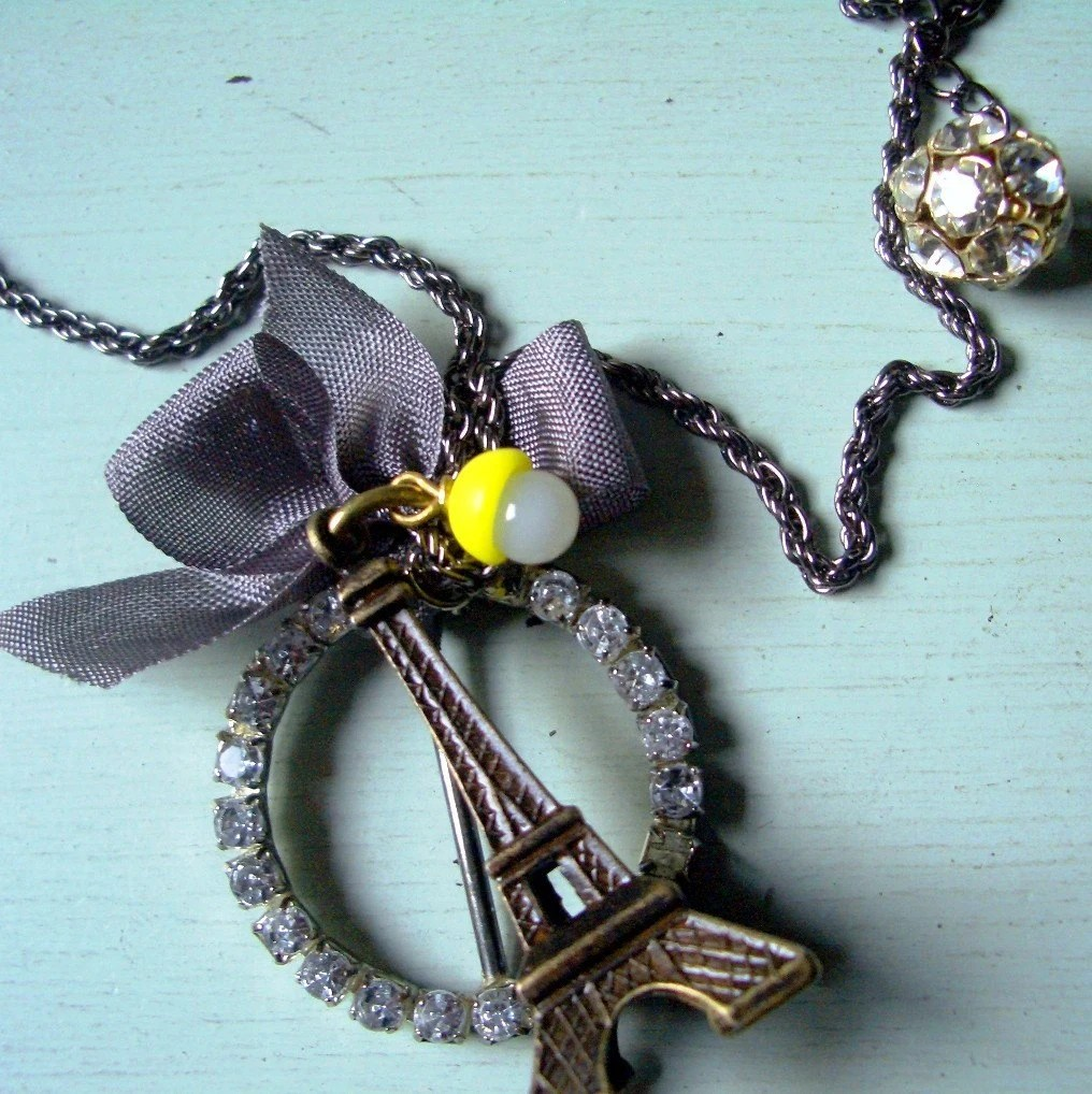 city of lights necklace