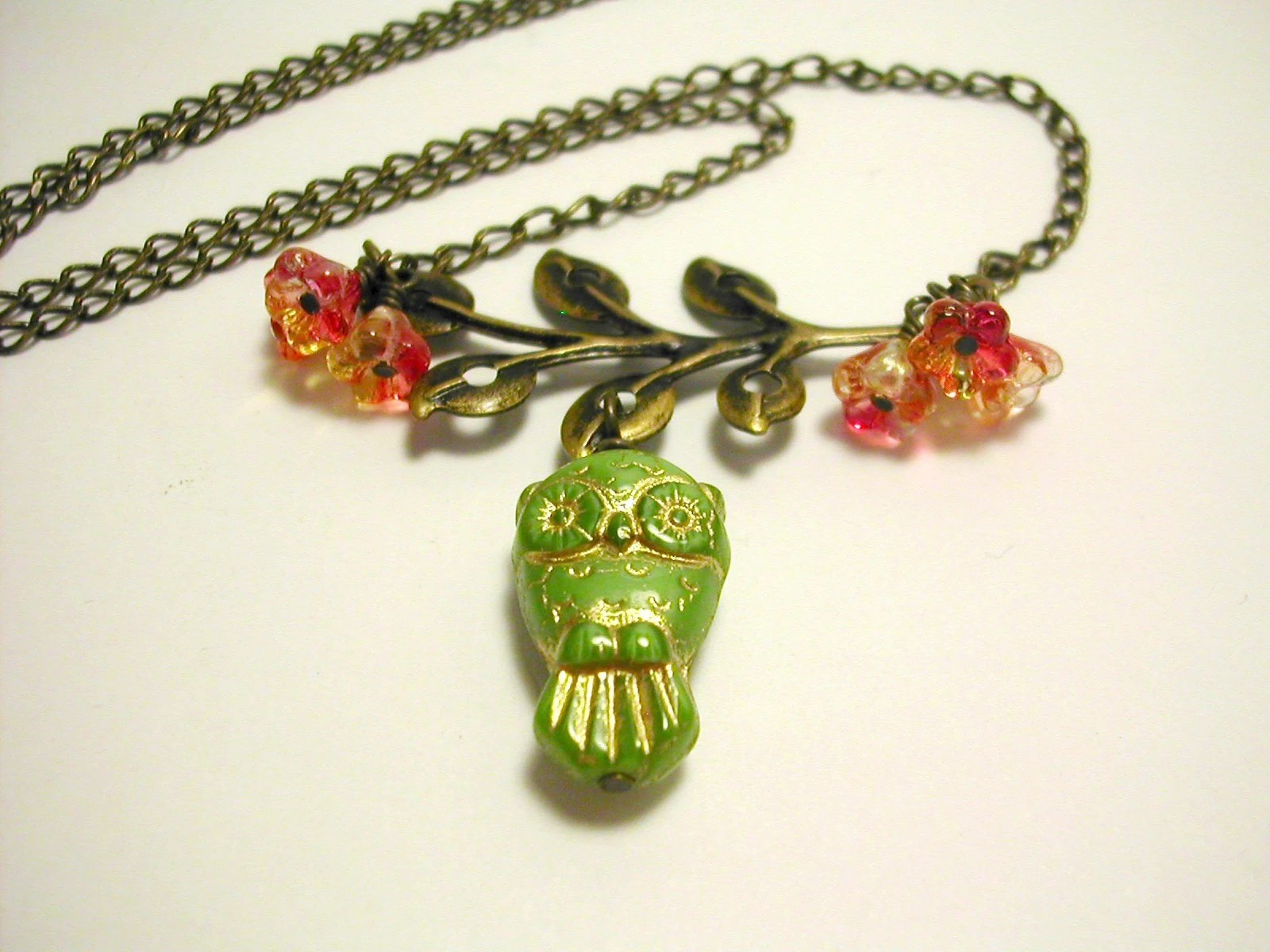 Little Hoot Necklace