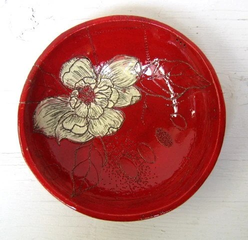 red rabbit and magnolia bowl
